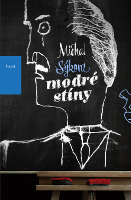 Modré stíny - Michal Sýkora - e-kniha