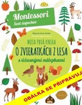 Moje první kniha o zvířátkách z lesa - Piroddiová Chiara