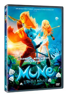 Mune - Strážce Měsíce - DVD