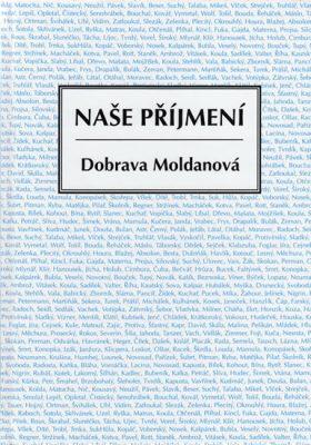Naše příjmení - Moldanová Dobrava