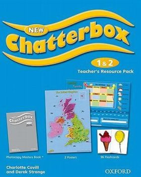 New Chatterbox 1+2 Teacher´s Resource Pack - C. Covill