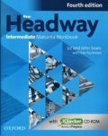New Headway Intermediate Maturita Workbook (CZEch Edition) with iChecker CD-ROM (4th) - John and Liz Soars