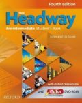 New Headway Pre-intermediate Student´s Book with iTutor DVD-ROM and Online Skills (4th) - John and Liz Soars