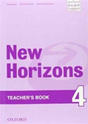 New Horizons 4 Teacher´s Book