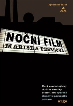 Noční film - Marisha Pesslová