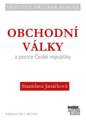 Obchodní války - Stanislava Janáčková - e-kniha