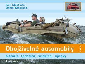 Obojživelné automobily - Ivan Mackerle, Daniel Mackerle - e-kniha