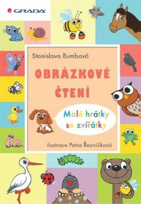 Obrázkové čtení - Malé hrátky se zvířátky - Stanislava Bumbová, Petra Řezníčková - e-kniha