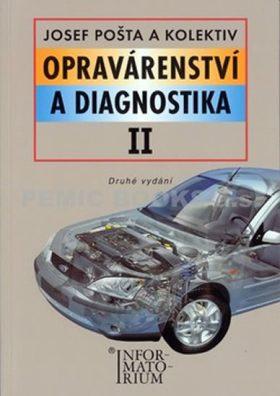 Opravárenství a diagnostika II - Pošta Josef