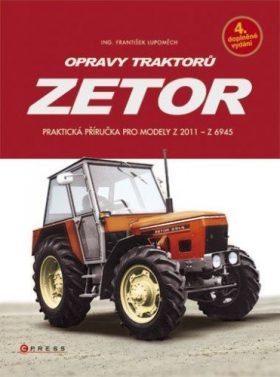 Opravy traktorů Zetor - František Lupoměch - e-kniha