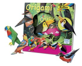 Origami Ptáci