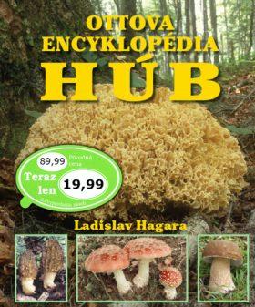 Ottova encyklopédia húb - Ladislav Hagara
