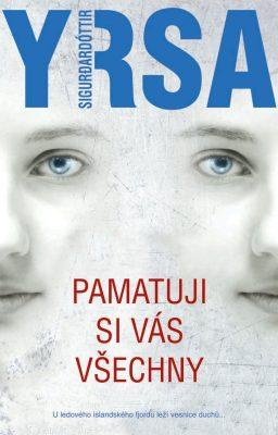 Pamatuji si vás všechny - Yrsa Sigurdarđóttir - e-kniha