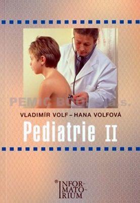Pediatrie II - Hana Volfová, Volf Vladimír