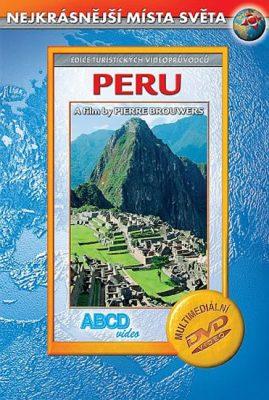 Peru DVD - Nejkrásnější místa světa