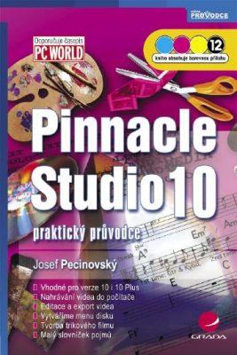Pinnacle Studio 10 - Josef Pecinovský - e-kniha