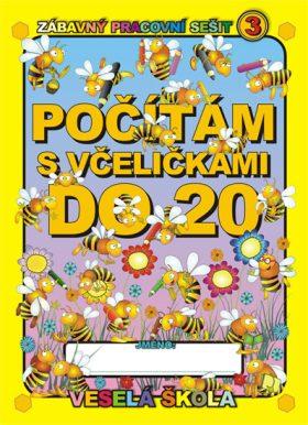 Počítám s včeličkami do 20 - Jan Mihálik