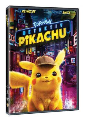 Pokémon: Detektiv Pikachu - DVD