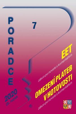 Poradce 7/2020 - Zákon o evidenci tržeb s komentářem - Zákon o omezení plateb v hotovosti s komentářem, Účetní závěrka, Pohledávky – daň z příjmů