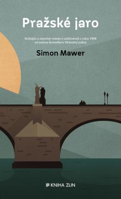 Pražské jaro - Simon Mawer - e-kniha