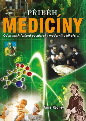"""Od prvních felčarů po zázraky moderní medicíny""""Medicína není jen věda, je to také umění. Není to jen o prášcích a náplastech; medicína se zabývá samotným procesem života, který není tak snadné pochopit."""" - Paracelsus (1493-1541)Po tisíce let lidé hledali způsoby, jak vyzrát na nemoci, poruchy a vady, ať už zaklínáním, talismany, bylinkami, vakcínami nebo transplantací orgánů. Tato kniha mapuje pozoruhodný pokrok na cestě lékařského poznání. Přečtěte si fascinující vyprávění, popisující klíčové události a průlomy v chápání našich vlastních těl. Témata zahrnují: primitivní chirurgii; historické modely těla a definice nemoci; role pitvy v důležitých objevech; diagnóza - jak se lékaři naučili rozpoznávat známky nemocí; historické epidemie a pandemie; objevování tajemného světa mikroorganizmů a baktérií; jak se tělo může obrátit samo proti sobě; pijavice, červi a další """"oškliví"""" pomocníci; přírodní medicína.Kniha je proložena stranami s životopisnými údaji nejvýznamnějších lékařů a vědců. Kniha je celobarevná, doplněná krásnými ilustracemi a fotografiemi."""
