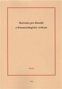 Ročenka pro filosofii a fenomenologický výzkum 2011 - Aleš Novák