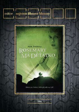 Rosemary má děťátko - Edice Filmové klenoty - DVD