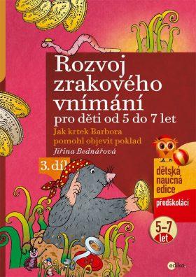 Rozvoj zrakového vnímání - Jiřina Bednářová - e-kniha