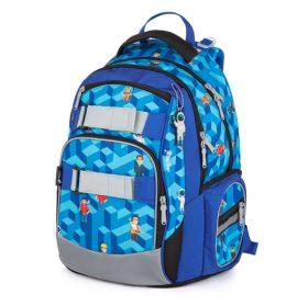 Školní batoh OXY Style Mini blockworld