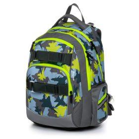 Školní batoh OXY Style Mini camoflight