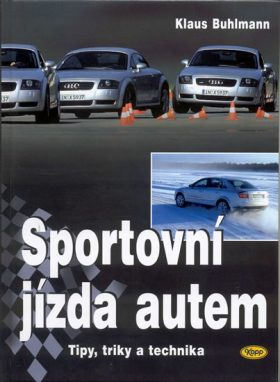 Sportovní jízda autem - Buhlman Klaus