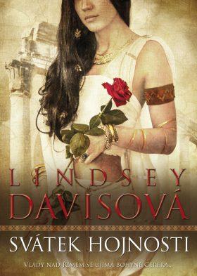 Svátek hojnosti - Lindsey Davisová - e-kniha