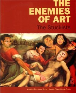 The enemies of art - Robert Janás, Edward Lucie-Smith, Charles Thomson
