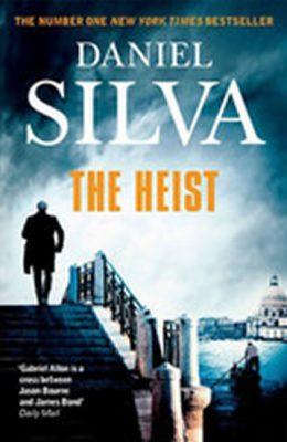 The Heist - Daniel Silva
