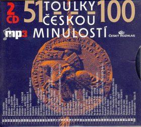 Toulky českou minulostí 51 - 100 (MP3) - Josef Veselý, Igor Bareš, Iva Valešová - audiokniha