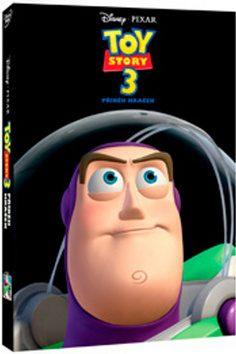 Toy Story 3.: Příběh hraček DVD - Disney Pixar edice