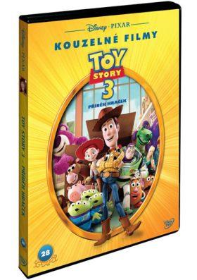 Toy story 3.: Příběh hraček DVD - Disney Kouzelné filmy č.28