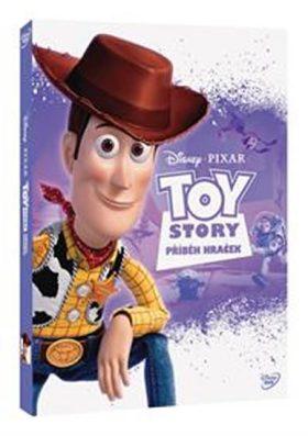 Toy Story: Příběh hraček S.E. DVD - Edice Pixar New Line - DVD
