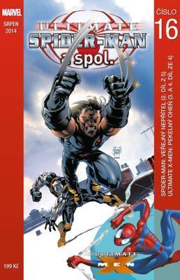 Ultimate Spider-man a spol. 16 - Brian Michael Bendis