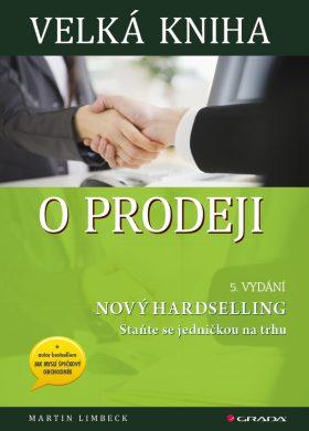 Velká kniha o prodeji - Martin Limbeck - e-kniha