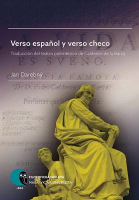 Verso español y verso checo - Jan Darebný - e-kniha
