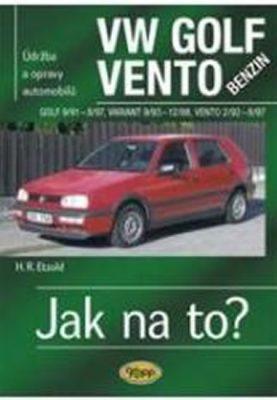 VW Golf III/Vento benzin - 9/91 - 12/98 - Jak na to? - 19. - Etzold Hans-Rudiger Dr.