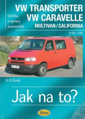 VW Transporter/Caravelle 9/90-1/03 - Jak na to? - 35. - Etzold Hans-Rudiger Dr.
