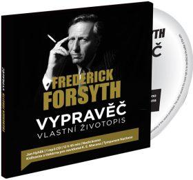 Vypravěč: Vlastní životopis - Frederick Forsyth - audiokniha