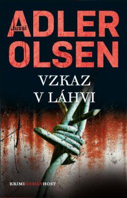 Vzkaz v láhvi - Jussi Adler-Olsen - e-kniha