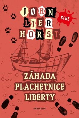 Záhada plachetnice Liberty - Jorn Lier Horst - e-kniha