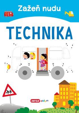 Zažeň nudu - Technika - Spojovačky pro děti
